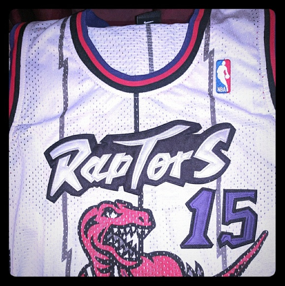 low priced 27519 a8a60 Vince carter throwback Jersey